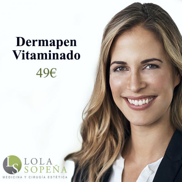 Vitaplasma (PRP + Vitaminas) 99€
