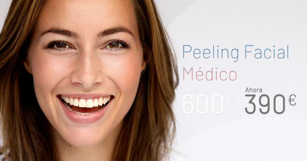 ¡Promo de Octubre! – Peeling Facial en TodoEstetica.com