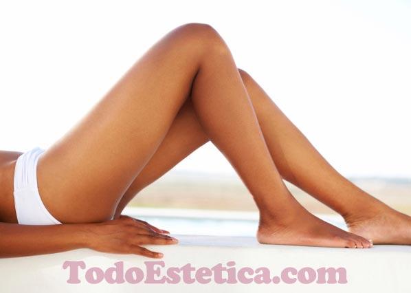 Liposucción de piernas definitiva