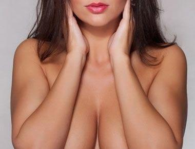 Aumento de senos: Pechos caidos?